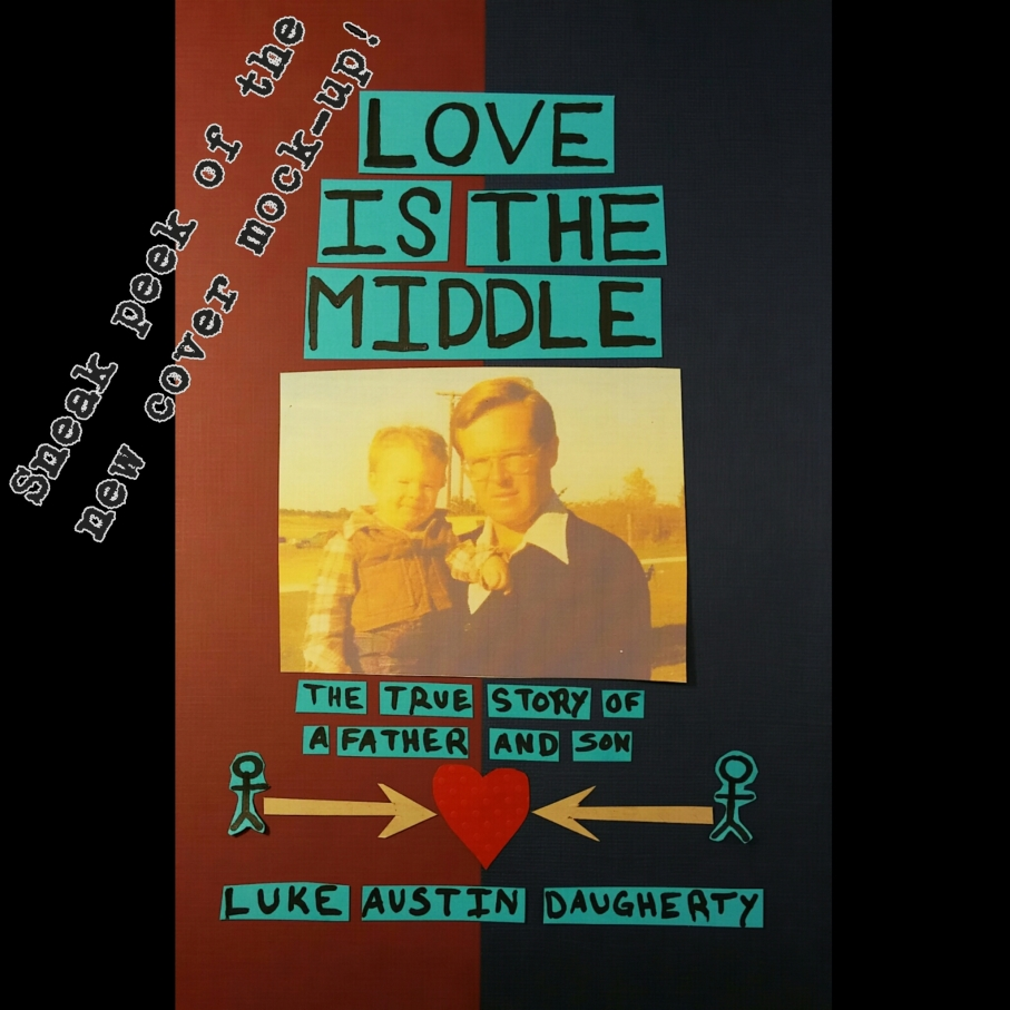 Love is the Middle Cover Mock-up